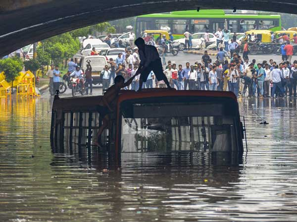 Weather forecast for July 19: Delhi rains to increase