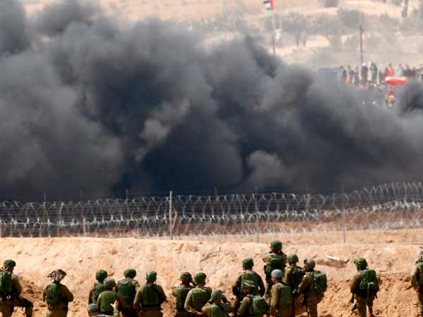 Israel kills Palestinian who infiltrated from Gaza
