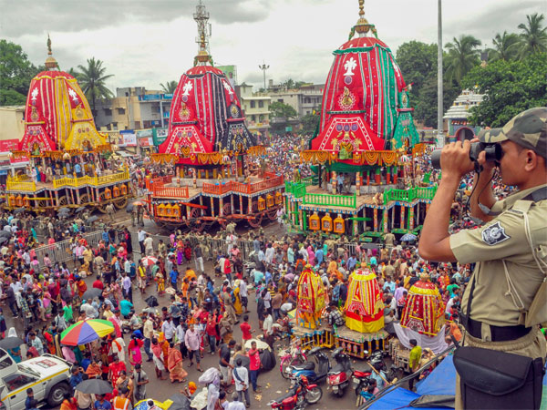 Lord Jagannath's chariot reaches Gundicha temple today