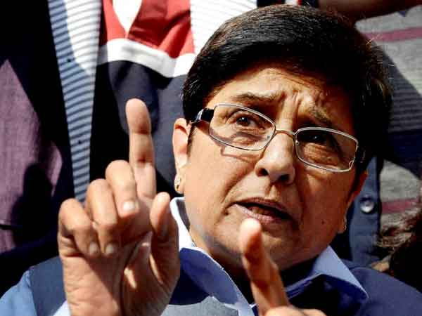 File photo of Kiran Bedi