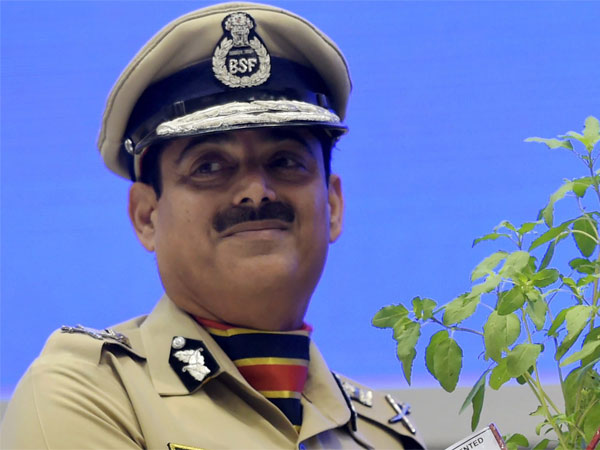 Director General of BSF K K Sharma