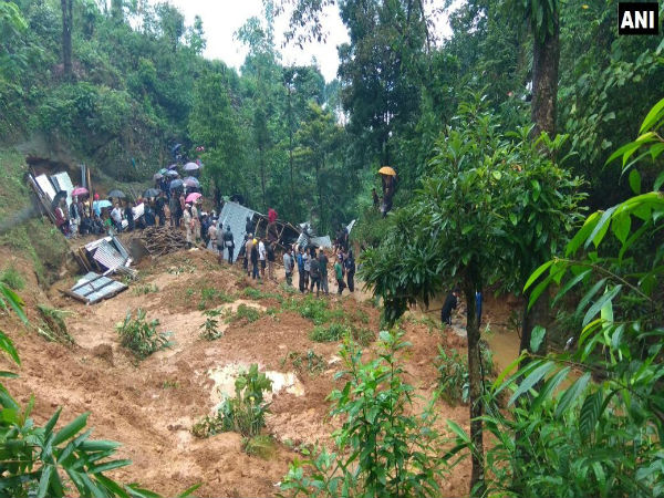 Nine dead after landslide hits Manipurs Tamenglong