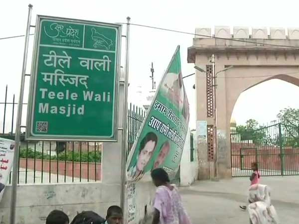 Lucknow: Row over BJP govts plan to install grand Lakshman statue near masjid