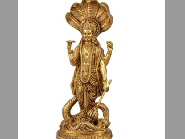 [70 kg Vishnu idol worth crores of rupees recovered in Bangladesh]