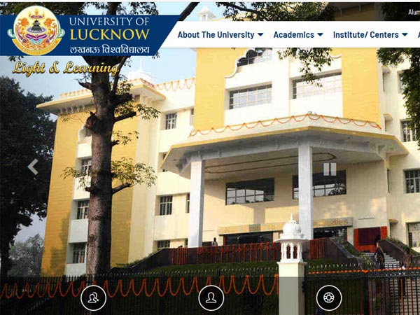 Lucknow university to re-open on July 10