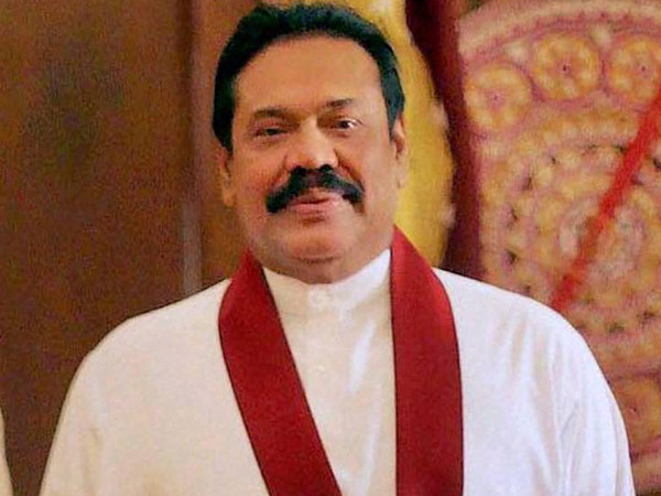 China did not fund my elections: Rajapaksha