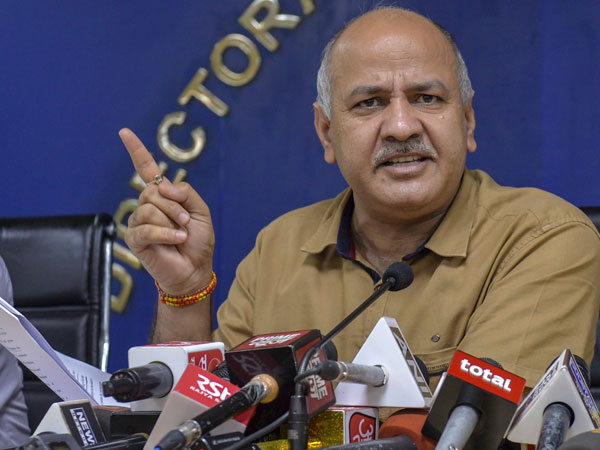It is contempt says Sisodia after babus return file