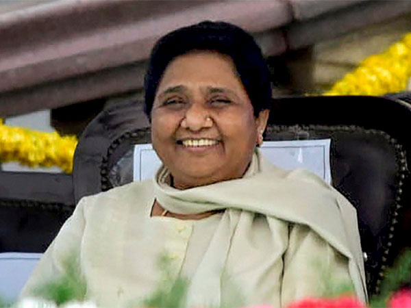 Bahujan Samaj Party (BSP) leader Mayawati