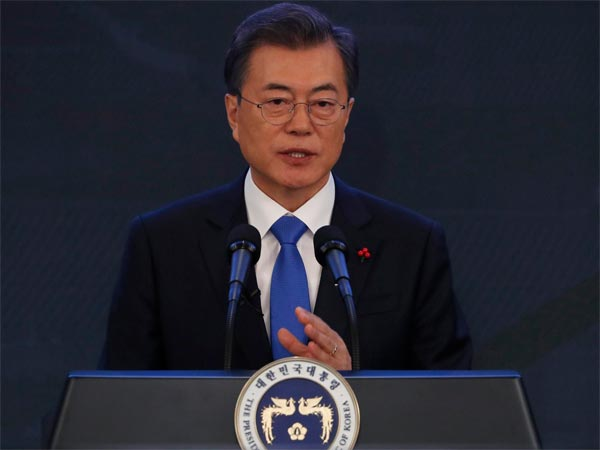 South Korean President Moon Jae-in to visit India from July 8-11