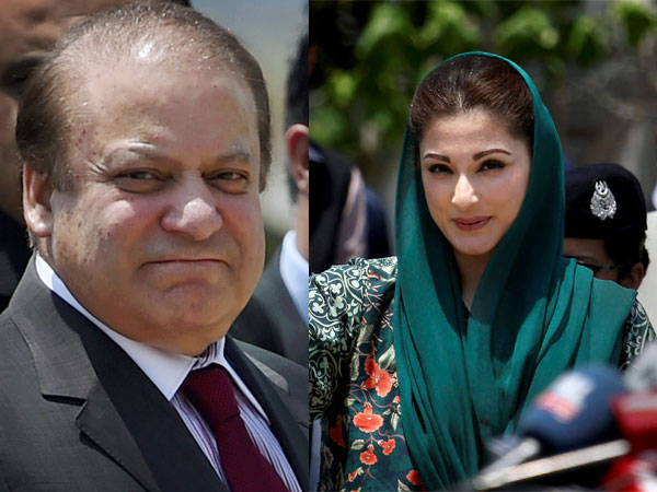 Nawaz Sharif, daughter to be arrested on arrival at Pakistan