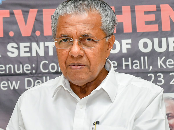 Baltimore institute honours Pinarayi Vijayan for containing Nipah outbreak