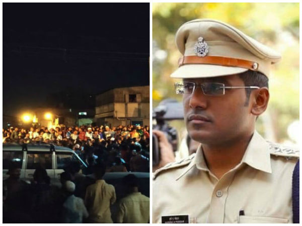 Brave cops rescue another 5 people from being lynched over child-trafficking rumours in Malegaon Mob