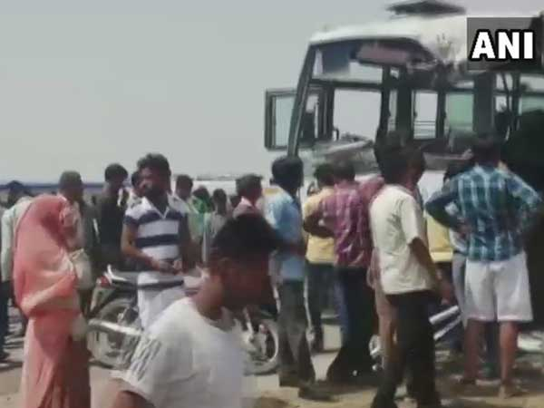 Rajasthan: 12 killed, 21 injured as bus collides with truck in Ajmer