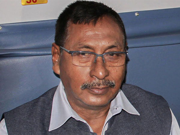 Minister of State for Railways Rajen Gohain