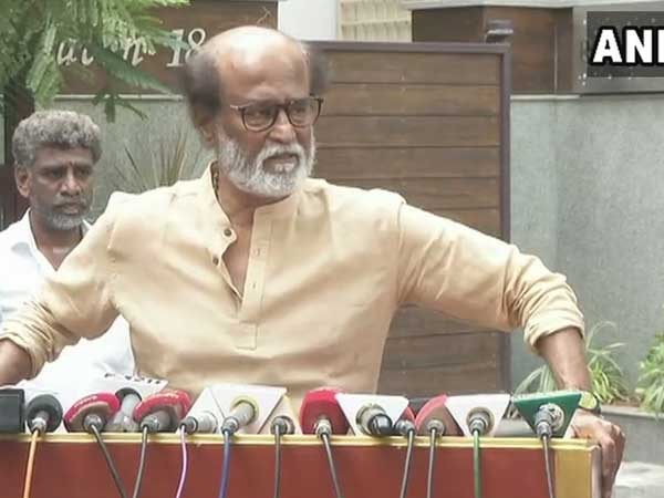 I support One Nation One Election, says Rajinikanth