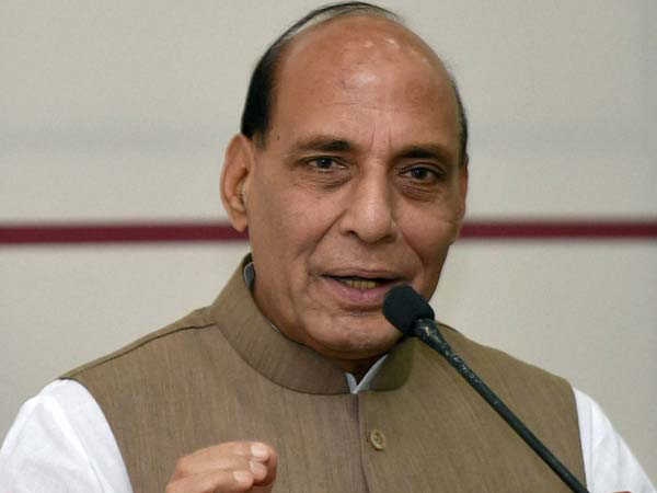 It's just a draft, says Rajnath Singh