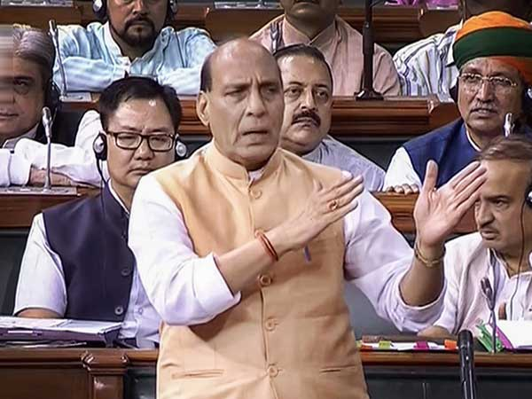 BSF, Assam rifles deployed to stop Rohingyas: Rajnath Singh