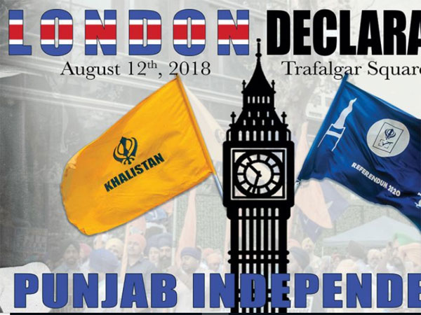 "Khalistan: Why the ""London Declaration for Referendum 2020"" is a huge cause for concern"
