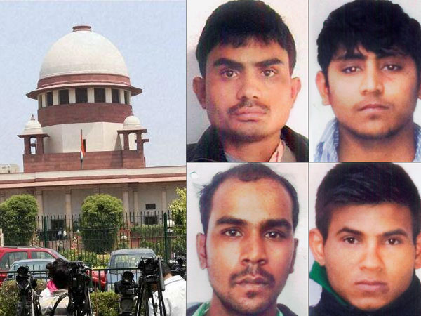 Nirbhaya's rapists will hang as Supreme Court rejects review
