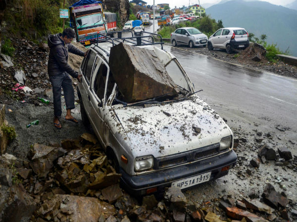 Shimla received heaviest rainfall since 1951
