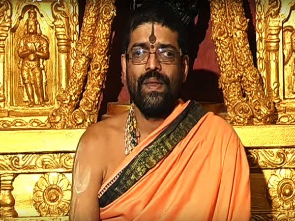 Lakshmivara Tirtha Swami of Shiroor Mutt passes away in Udupi