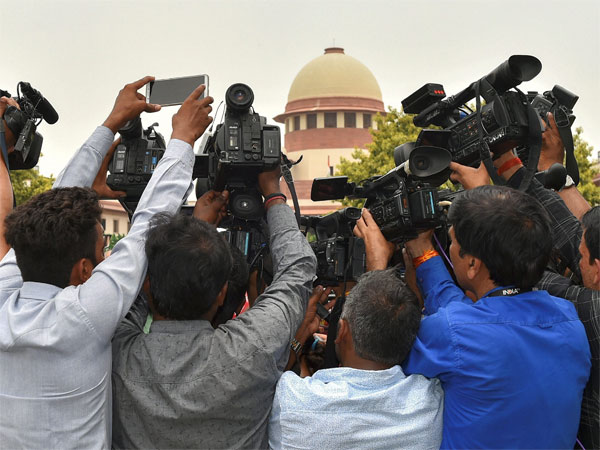 Live telecast of court proceedings need of the hour, experiment begins with us says SC