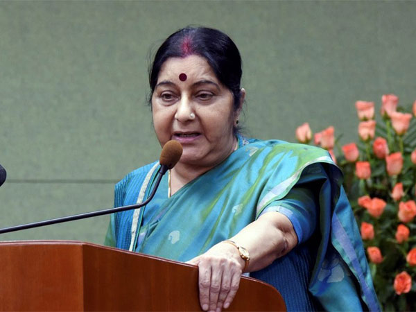 Minister of External Affairs, Sushma Swaraj