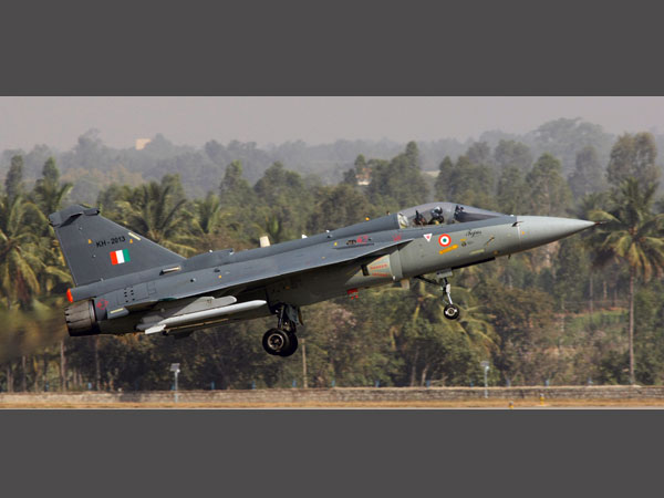 Tejas inducted in IAFs Flying Daggers squadron
