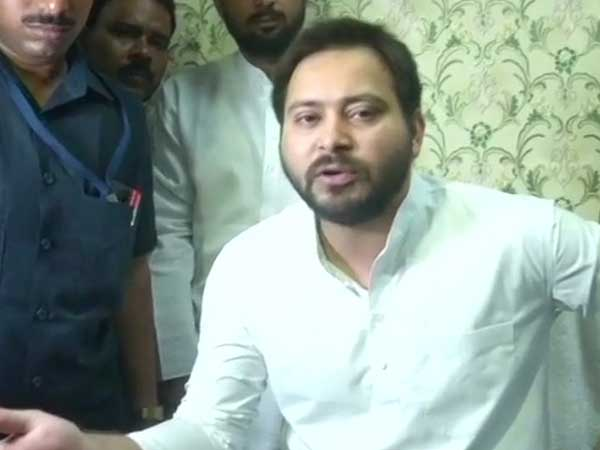 Ahead of Shah-Nitish meet, RJDs Tejashwi Yadav hits out at Bihar CM