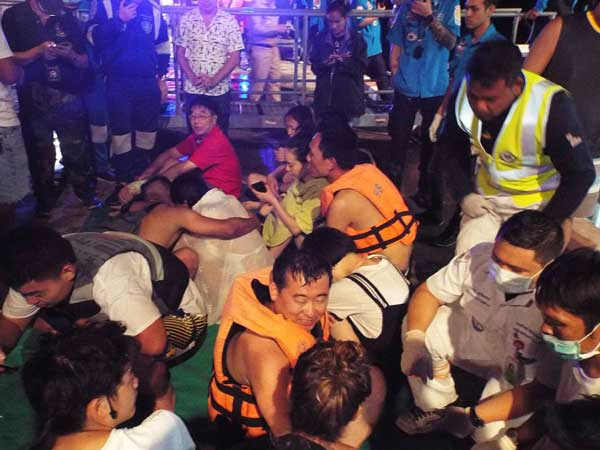 Thailand tourist boat capsize: More bodies found; toll rises to 41