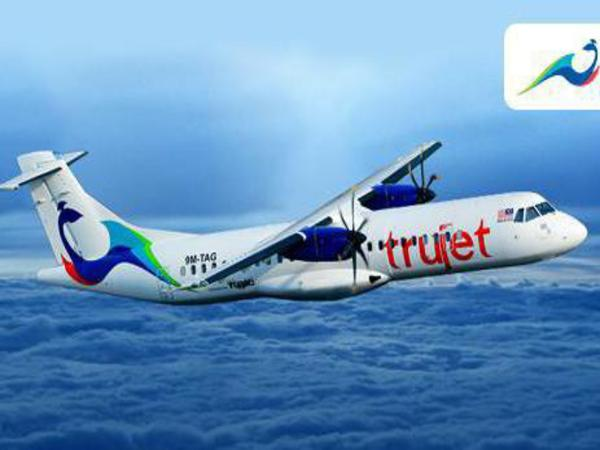 Regional airline Trujet Sale: Fares starting at Rs.603