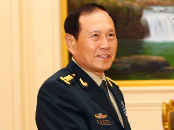 Chinese State Councillor and Defence Minister General Wei Fenghe
