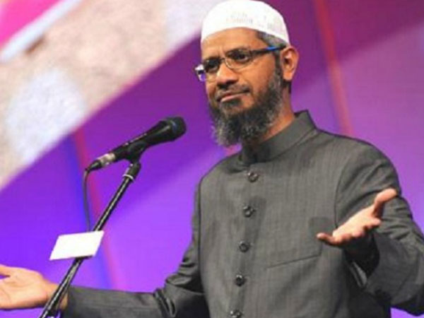 Zakir Naik thanks Malaysia PM for not deporting him