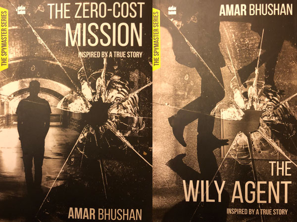 The Zero-Cost Mission/ Wily Agent: R&AW's dare-devil operation Bangladesh operation that saved India