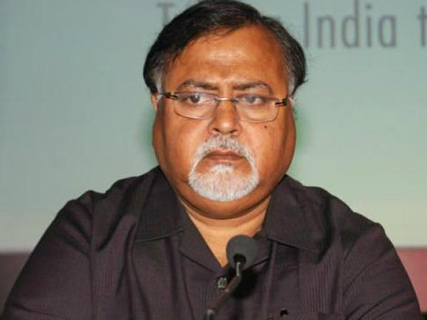 File photo of West Bengal Education Minister Partha Chatterjee