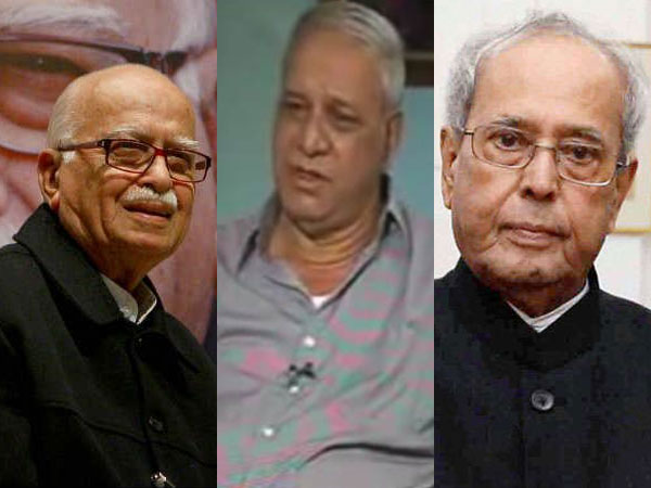 Advani, Kanshi Ram and Pranab Mukherjee likely to get Bharat Ratna