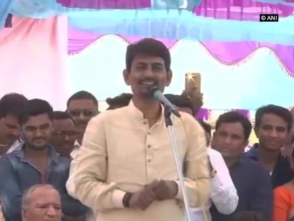 File photo of Alpesh Thakor