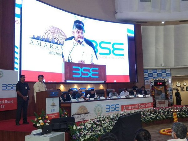 Naidu and BSE MD