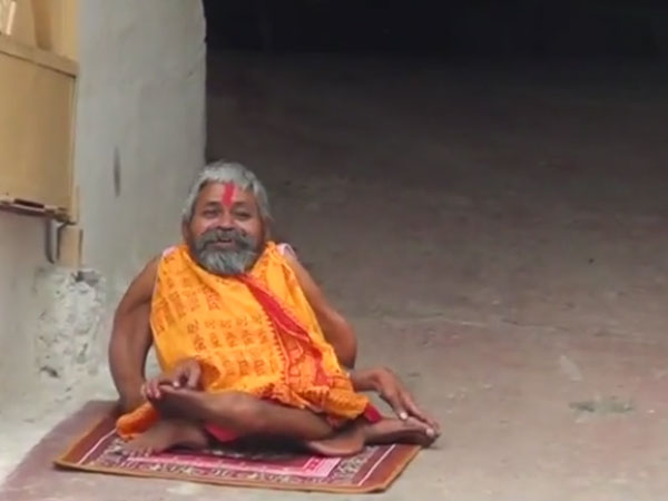 Is this Madhya Pradesh priest really an incarnation of a mythological guru?