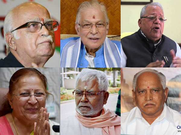 BJP to field 75-plus leaders but no ministerial berths for old guards!