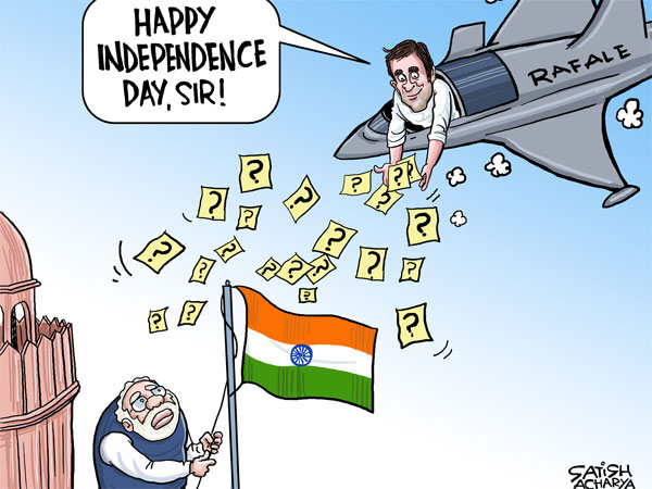 Rahuls questions and Modis aspirations