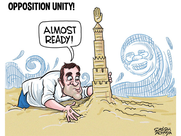 Is it strong enough to withstand Modi tsunami?