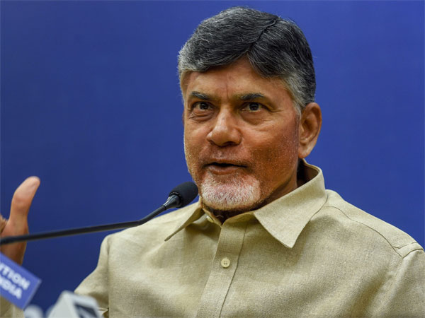 File photo of Andhra Pradesh Chief Minister Chandrababu Naidu