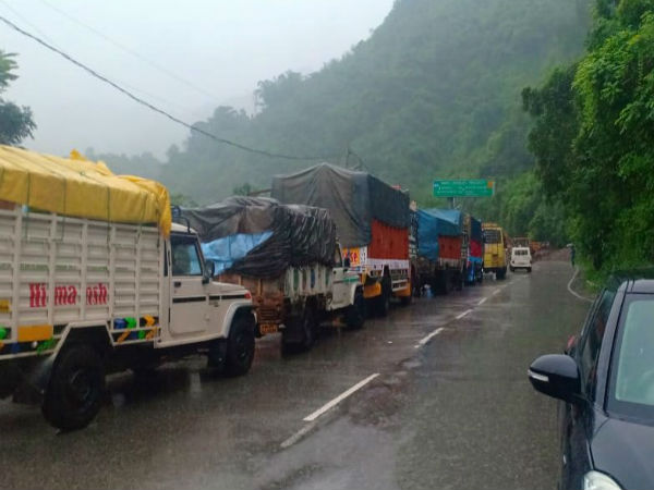 Badrinath National Highway closed