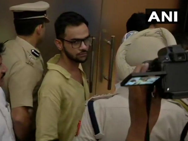 JNU student Umar Khalid fired at in Delhi