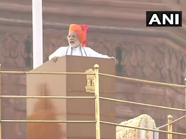 Modi resumes trend of delivering long I-Day speeches