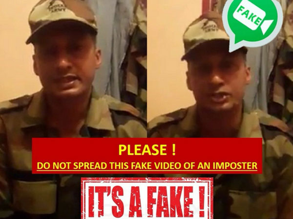 Fake news: 'Soldier' who said Kerala CM not letting Army do its work is an imposter