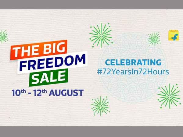 Independence Day special: Flipkarts The Big Freedom sale to begin on Aug 10