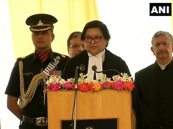 Gita Mittal takes oath as CJI of Jammu and Kashmir High Court