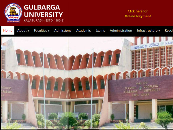 Gulbarga University B.Sc 2nd semester result 2018 declared, how to check
